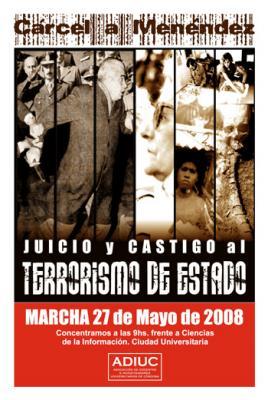 27 de mayo: juntos, por la Justicia.
