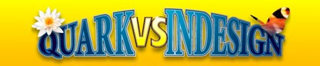 QuarkXPress vs. InDesign