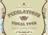 Pixelations Visual Tour - 10 y 11 de noviembre en Córdoba.
