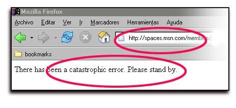 """""""Catastrófico""""..."""