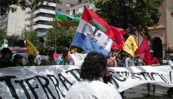 Campesinos: los argentinos que no vemos...